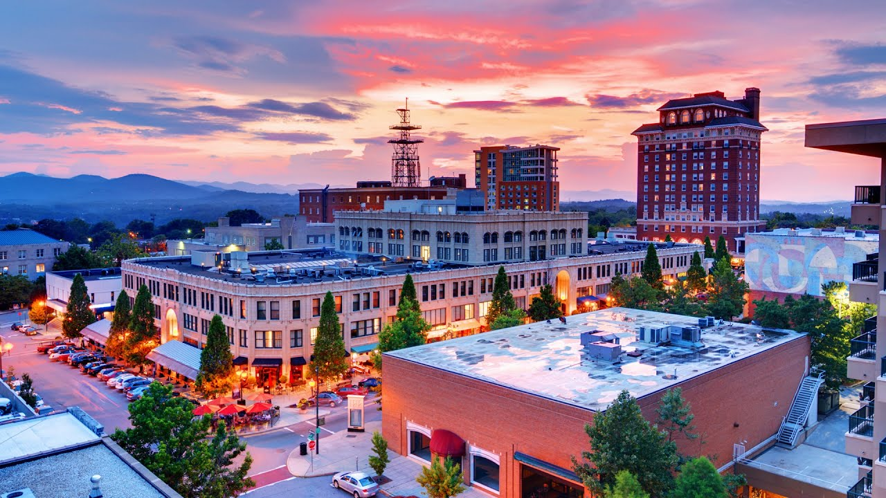 9 Reasons You Belong In Asheville, NC - YouTube