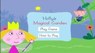 Çocuklar HD için Ben ve Holly Sihirli Bahçe - Eğlenceli çizgi film oyunları