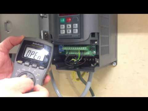 Stepper Motor Testing On Pmdx126 Em705 Youtube