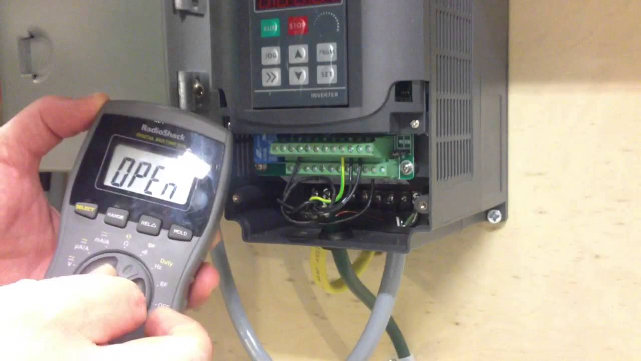 Detailing vfd connections from the pmdx 107 youtube detailing vfd connections from the pmdx 107 cheapraybanclubmaster Images