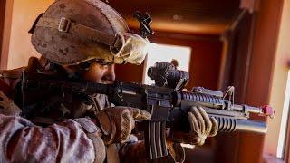 U.S. Marines, Australia Army, and Indonesia Marines Training at RIMPAC 2016 - Helo Raid
