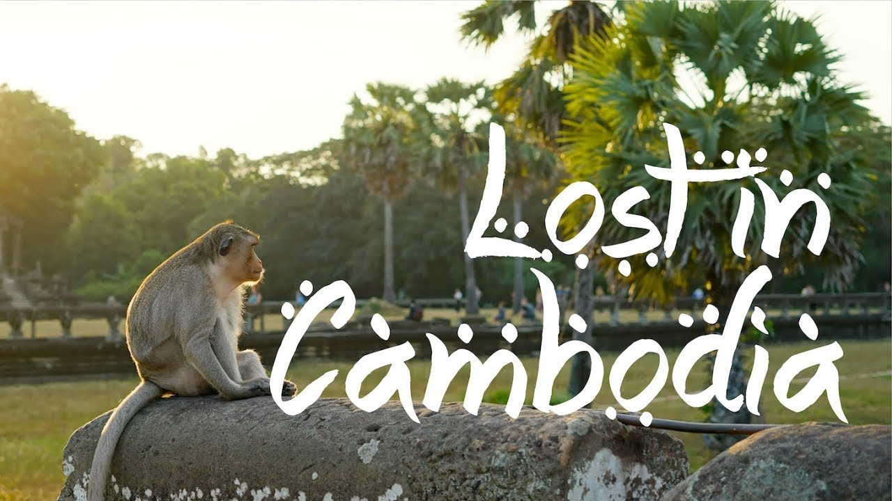 Lost in Cambodia 2019 | Travel in Angkor Wat