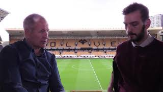 Wolves legend Steve Bull answers your questions (week 8)