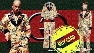 El traje de bad bunny es ¡carisimo! | chambea