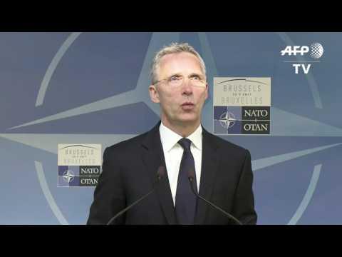NATO will join anti-IS coalition at Trump summit: Stoltenberg