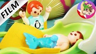 Playmobil Rodzina Wróblewskich Emma odwiedza PODWODNY ŚWIAT Aqua City