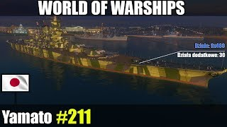 Yamato - World of Warships - Omówienie i gameplay