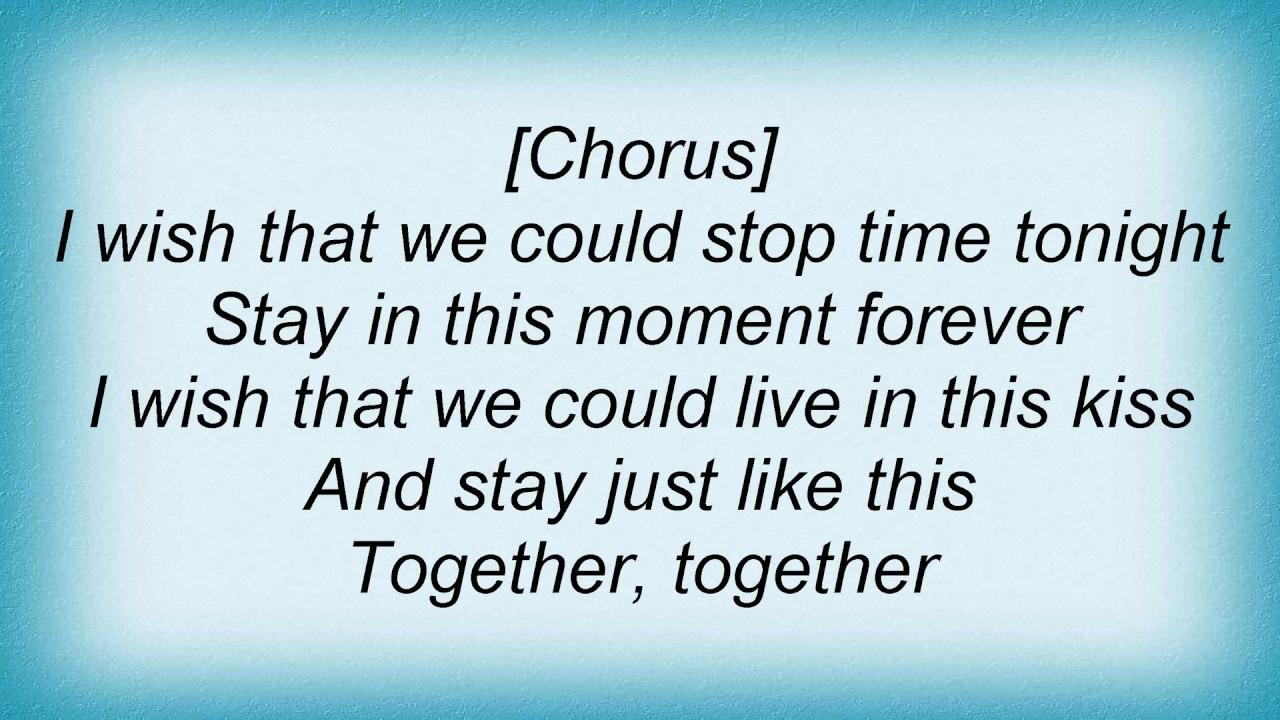 Download Ricky Martin - Stop Time Tonight Lyrics