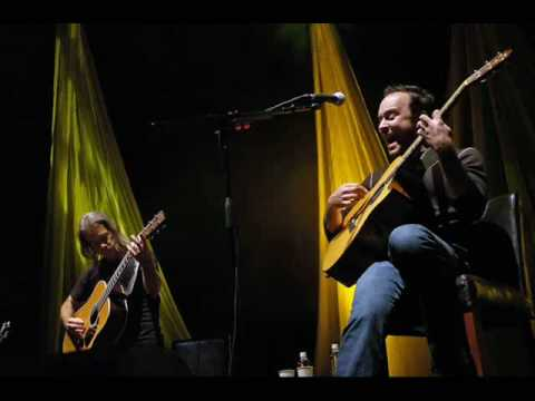 Dave Matthews & Tim Reynolds - If i had a boat live