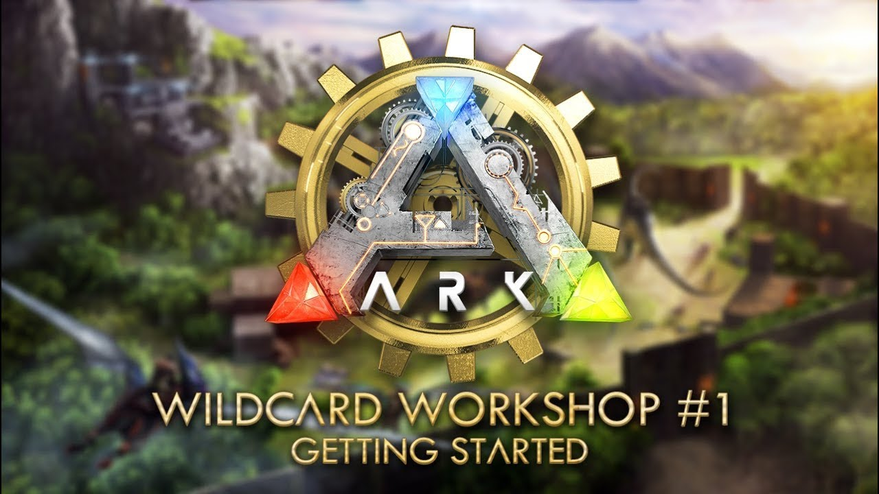 Getting Started With the Ark Devkit – Ark Steampunk