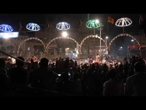 Ganga harati