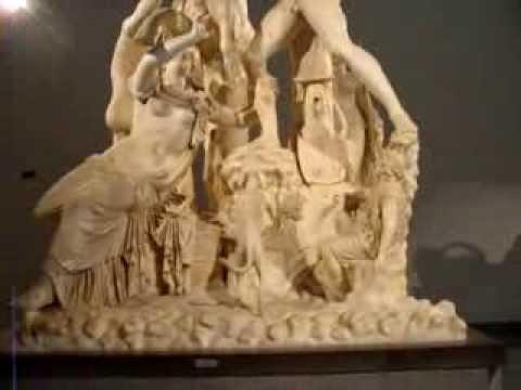 Museum in Napoli, Italia