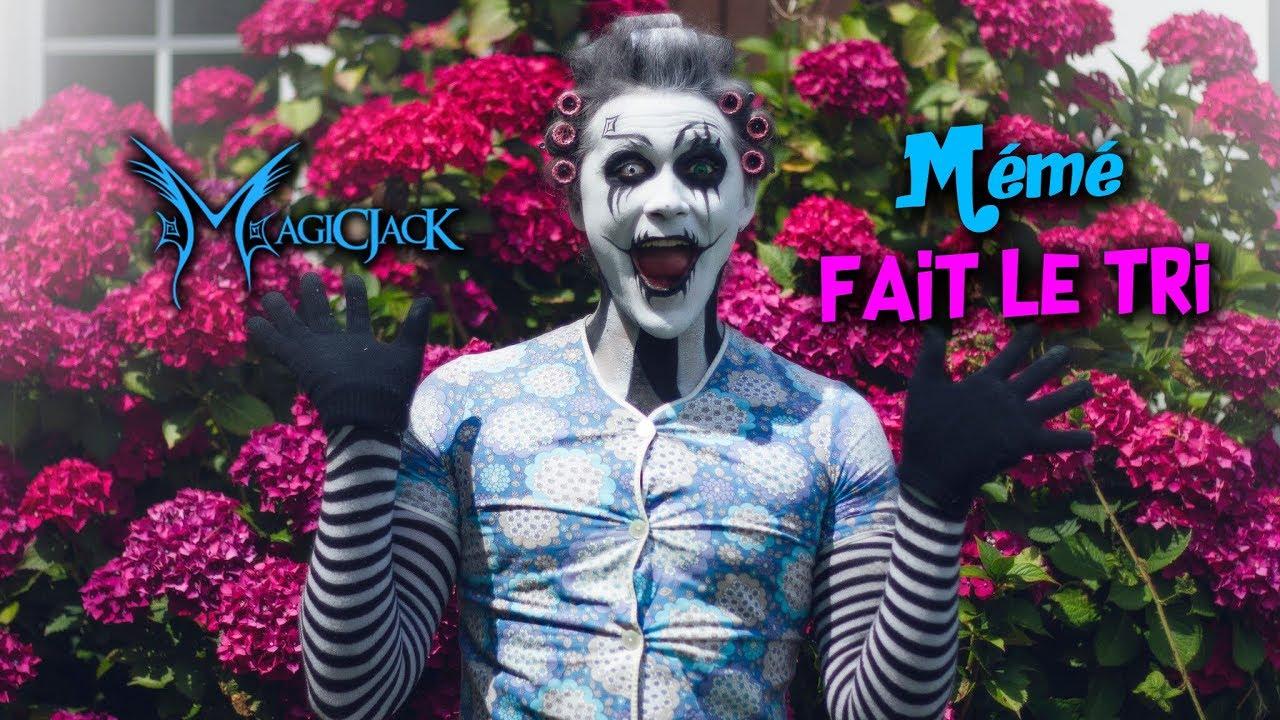 Mémé fait le tri - MagiCJacK