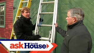 How to Use Ladders Safely