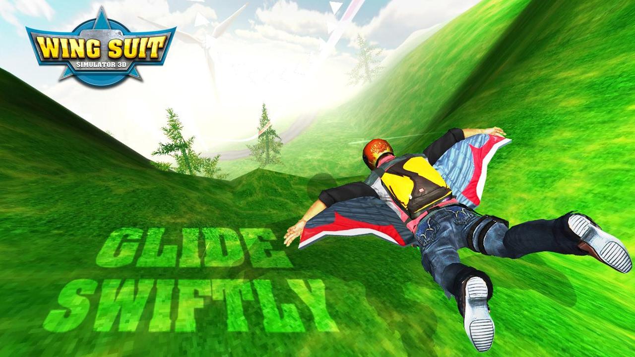 Resultado de imagem para WingSuit Simulator 3D