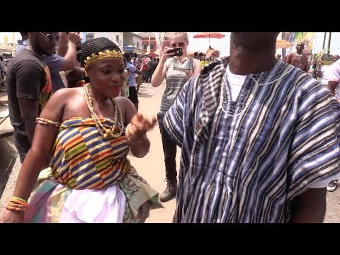 WEST AFRICAN DANCE, MUSIC AND IMMERSION IN GHANA