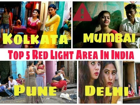 Top 5 Red Light Area In India