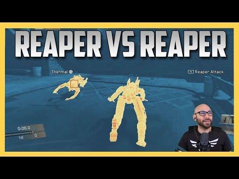 NEW: Reaper vs Reaper! One on One Battles in Infinite Warfare