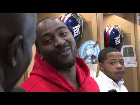 Hakeem Nicks on Learning The New Giants Offense