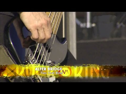 Alter Bridge - Ties That Bind (live at Rock Am Ring 2014)