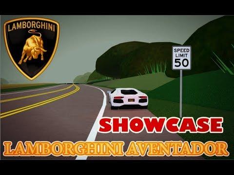 Roblox Ultimate Driving - NEW Lamborghini Aventador