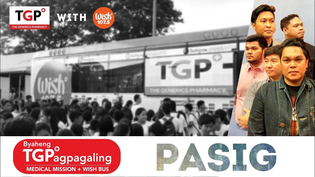 Byaheng TGPagpagaling - Pasig