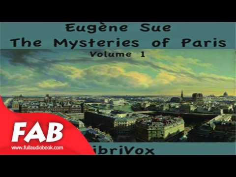 The Mysteries of Paris Vol 1 Full Audiobook by Eugène SUE by Action & Adventure Fiction
