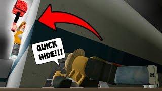 WENN DAS BIEST DAS TUT... (Roblox Flee The Facility)