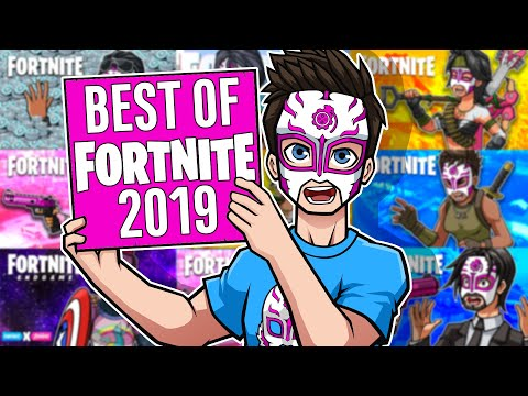 2019 Best Bits Fortnite Youtube