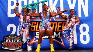 The New Day's Big E WWE Elite Series 61 action figure