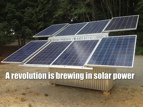 Solar Station Crowdfunding Video Update: 1/3 done!