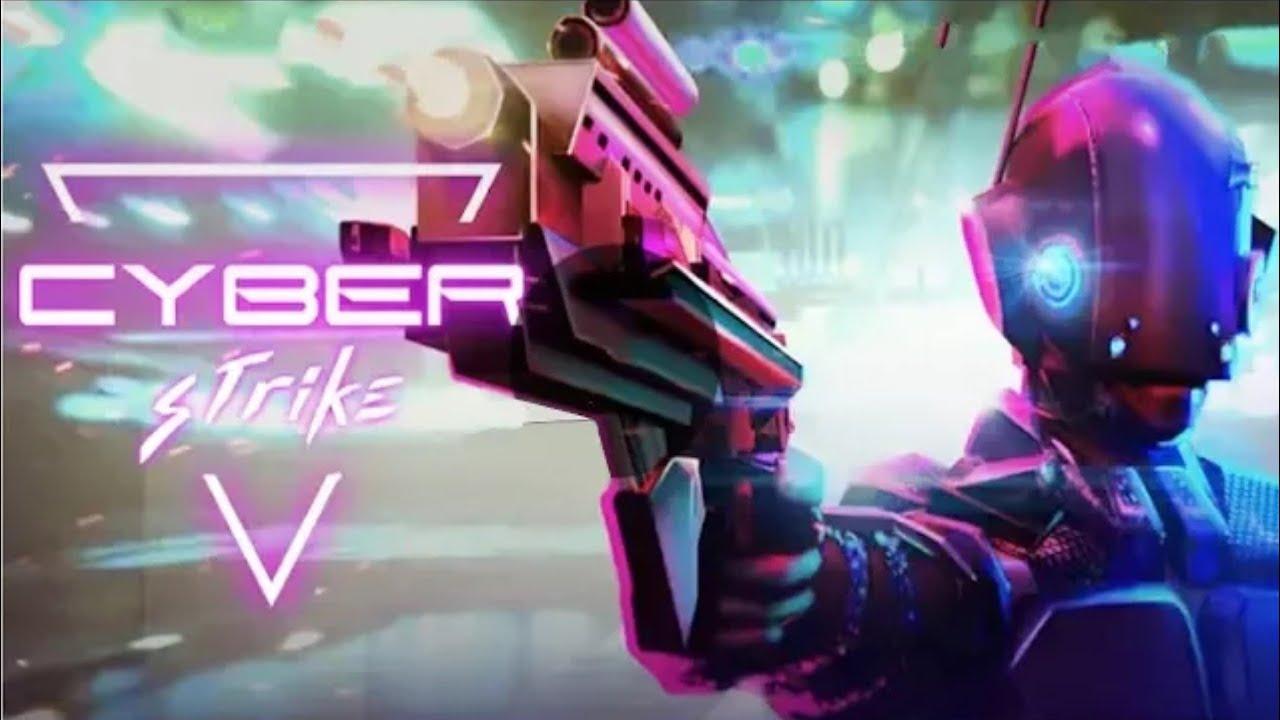 Resultado de imagen para Cyber Strike: Infinite Runner