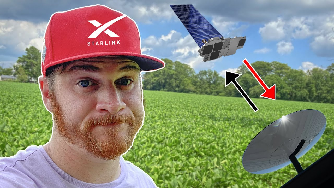 How Starlink Will Help My Family and Probably Not Yours