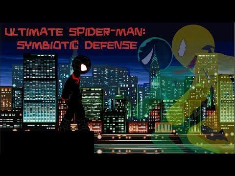 Ultimate Spider-Man: Symbiotic Defense Official Trailer (Рисуем Мультфильмы 2)