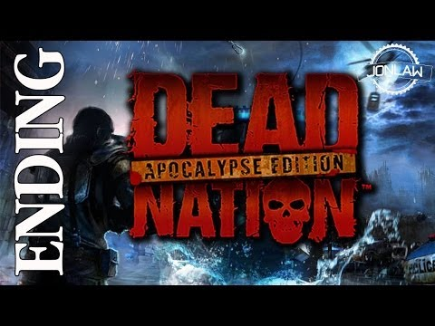dead nation apocalypse edition ps4 youtube