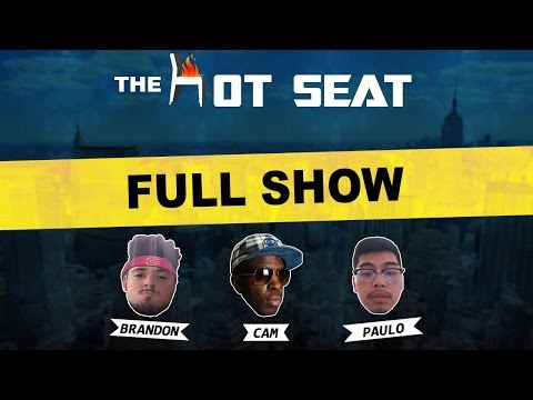 The Hot Seat - NBA Summer League, Team USA and Westbrook trade destinations: 7/20/16