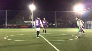 COSTA横浜 火曜夜個人フットサル(レベル3)の動画です。 毎週火曜日21:...