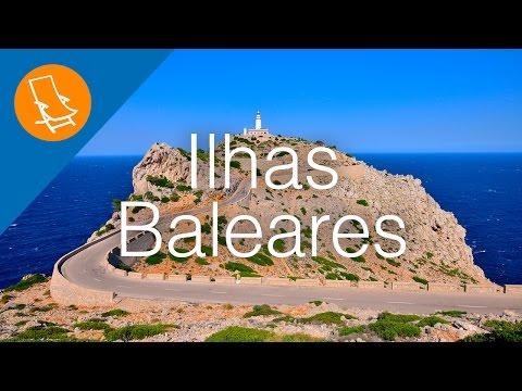 Ilhas Baleares – Quatro ilhas, um paraíso natural