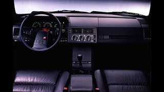 European Car of the Year 1990 - Citroën XM ( Luxury Car from 90s)