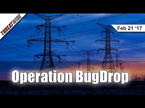 Operation BugDrop Targets Ukrainian Infrastructure  - Threat Wire