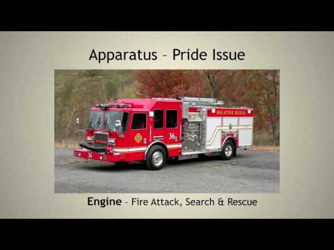 Firefighting - Communications & Terminology