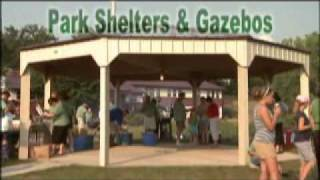 Cleary Building Corp. Park Shelters & Gazebos