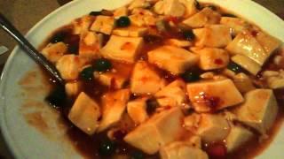 Red Dawn - Szechuan Tofu At Bamboo Chinese