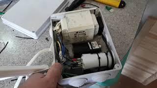 Сборка ЭмПРУ для лампы ДНат 150 Вт своими руками.