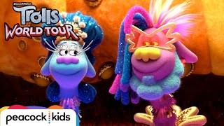 "TROLLS WORLD TOUR | ""It's All Love"" Full Song Funk Trolls Performance [Official Clip]"