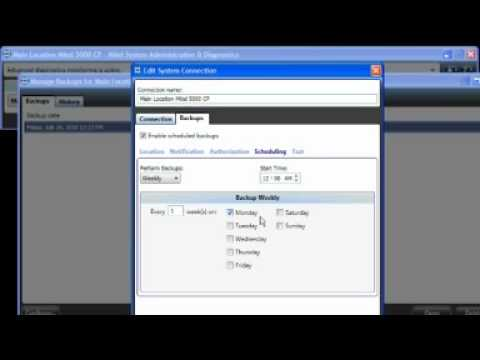 Mitel 5000 CP Administration and Diagnostics Tool
