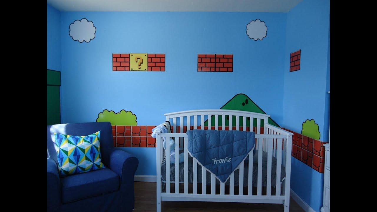 Super Mario Bedroom Pictures Bedroom Style Ideas – Mario Bedroom Decor