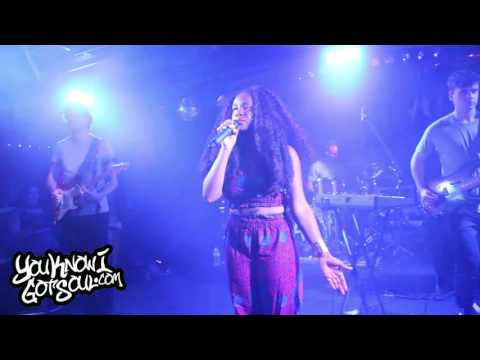 """NAO Performing """"In The Morning"""" Live in Vancouver, Canada 09/24/2016"""