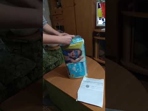 Видеообзор Либеро Комфорт