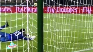 اهداف مباراة ريال مدريد وميلان 2-4 ( اهداف ميلان وريال مدريد 4-2 ) [ فارس عوض ] HD